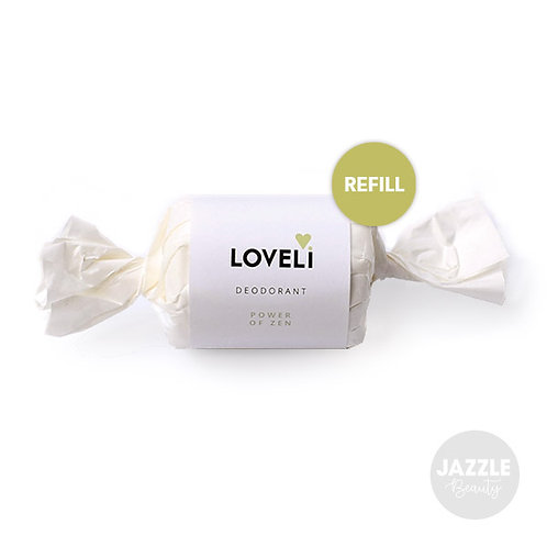 Loveli Deodorant Power of Zen REFILL
