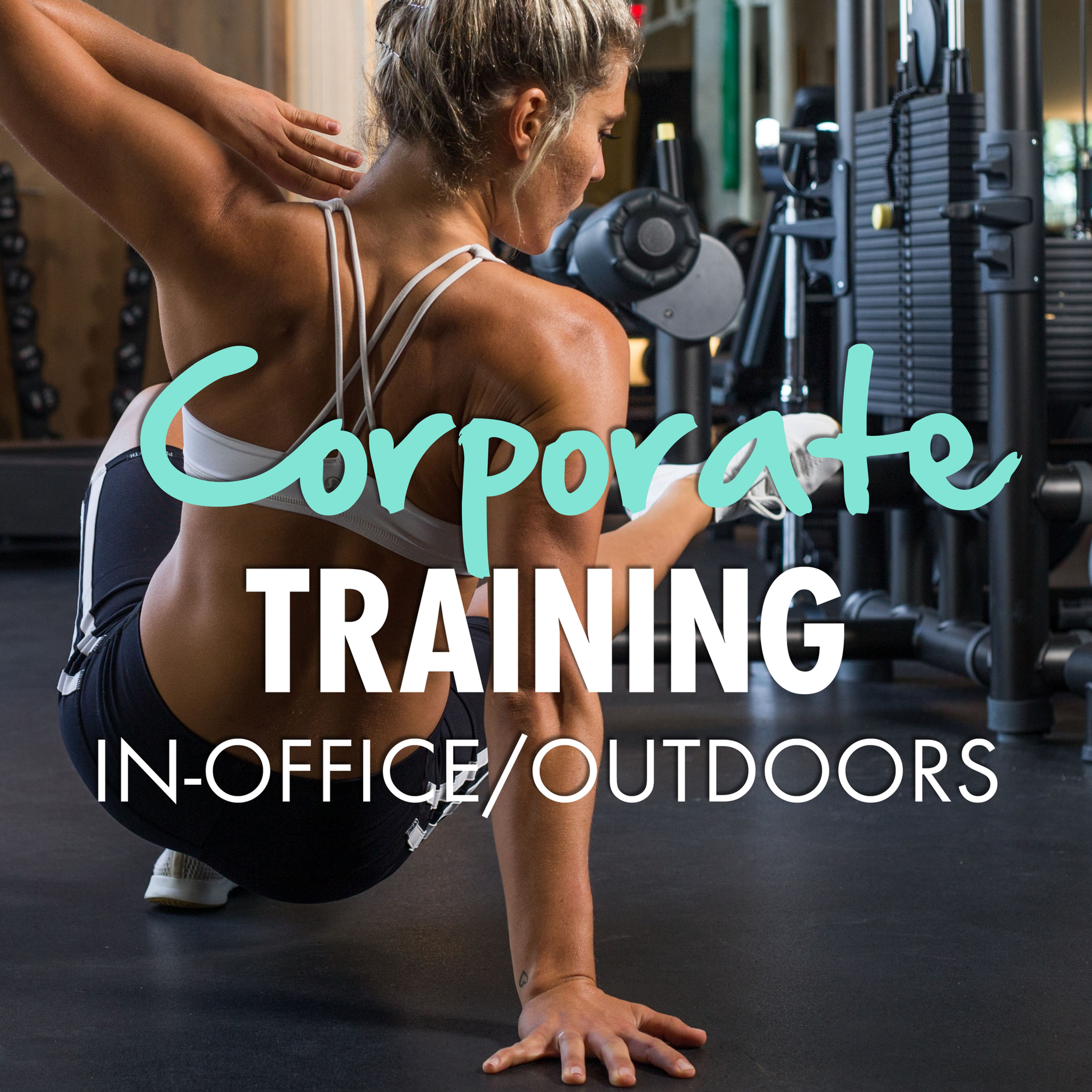 Corporate Training In-Person