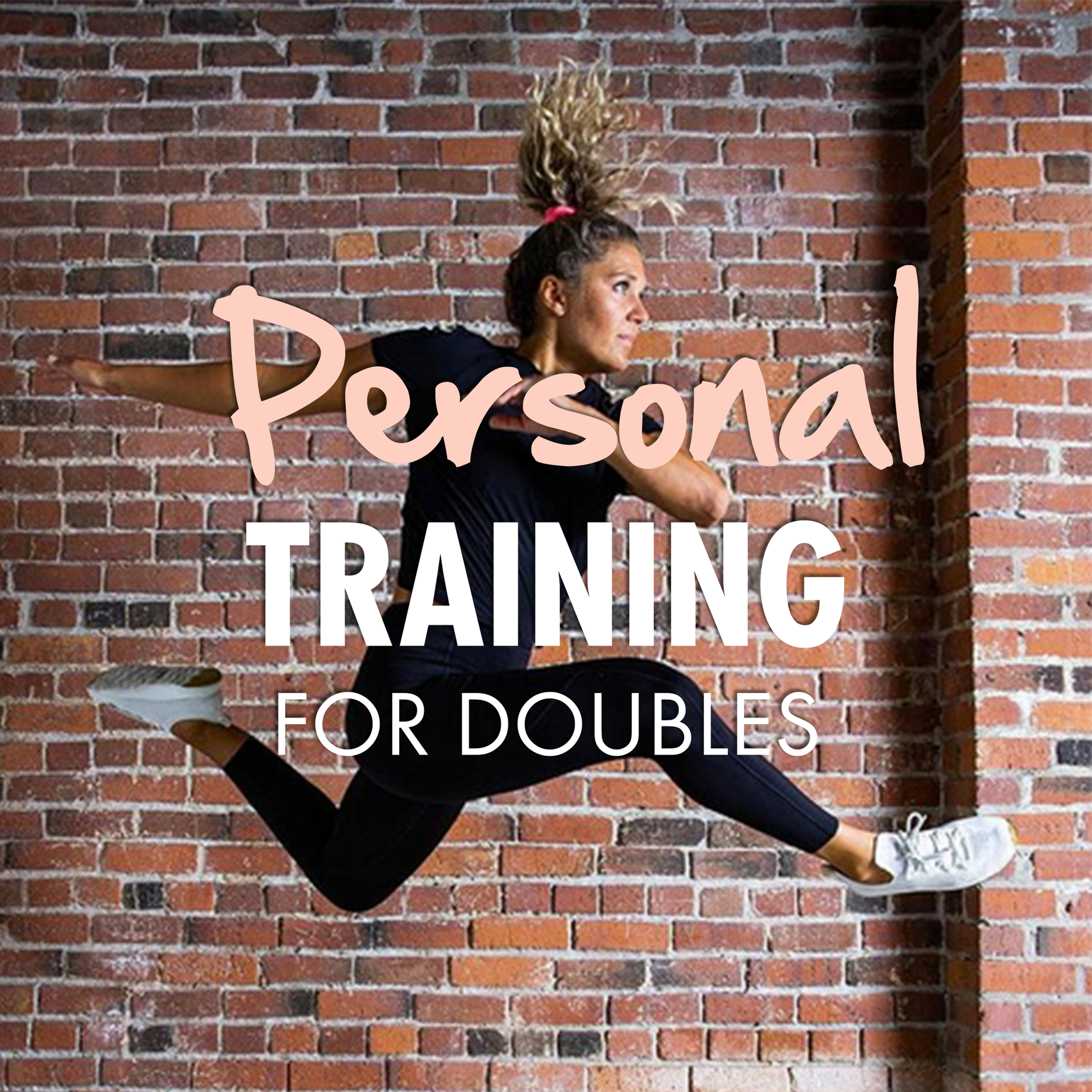 Personal Training for Doubles
