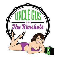 Uncle Gus and The Rimshots Logo no backg