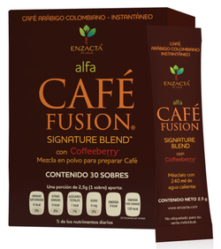 alfa cafe fusion coffe berry