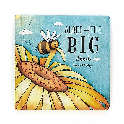 Albee And The Big Seed Book (Bashful Bee)