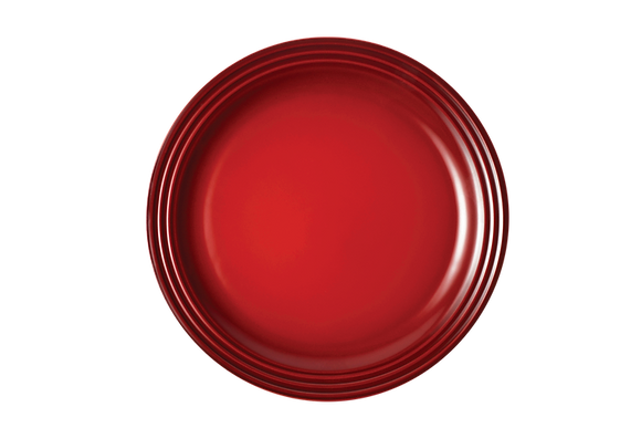 Dinner Plate 27 - Cerise