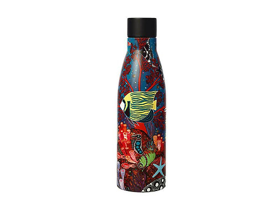 Melanie Hava JBW Double Wall Insulated Bottle 500ML Reef Wonderland
