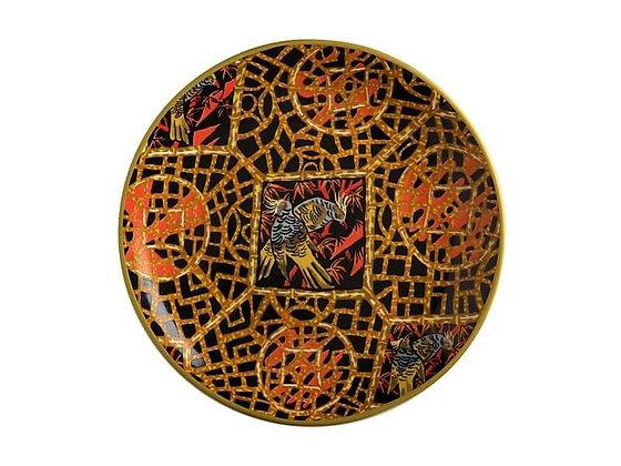 Greg Irvine Plate 20cm Java