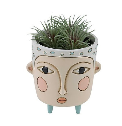 Baby POLLY blue Planter