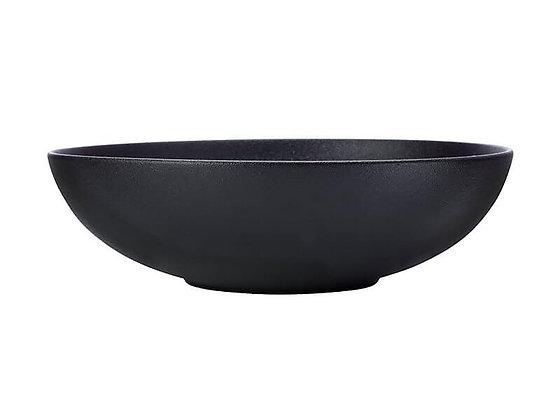 Caviar Black Serving Bowl