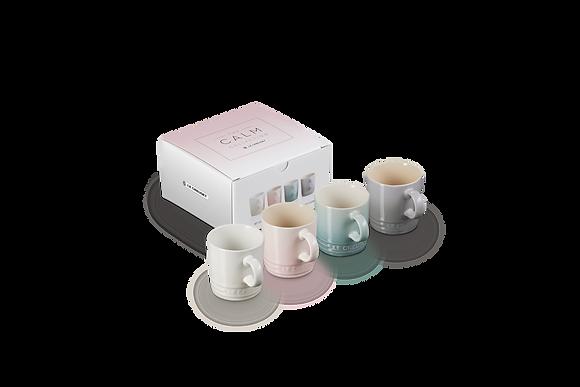 Espresso Mug Set of 4
