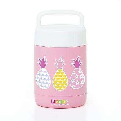 Food Jar - Pineapple Bunting