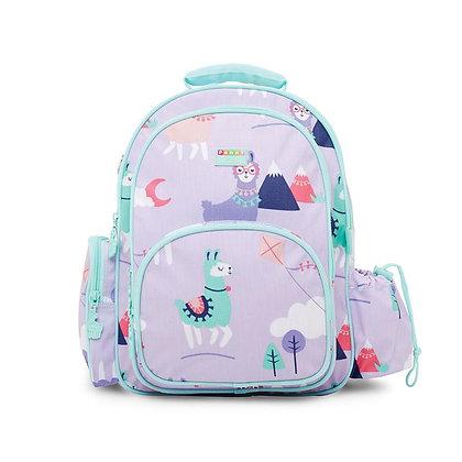 Backpack Large - Loopy Llama