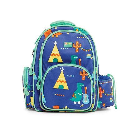 Backpack Large - Dino Rock