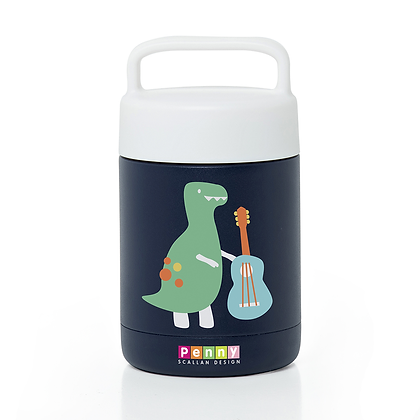Food Jar - Dino Rock