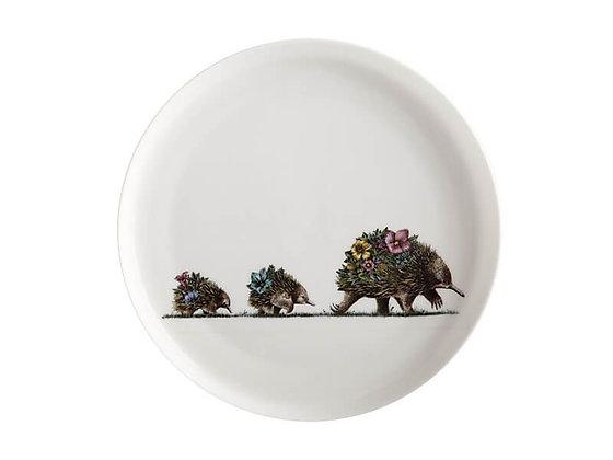 Marini Ferlazzo Plate 20cm Echidna & Puggles Gift Boxed