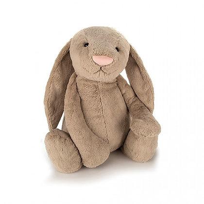 Bashful Beige Bunny Really Really Big