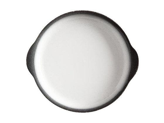Caviar Granite Plate with Handle 20x22.5cm