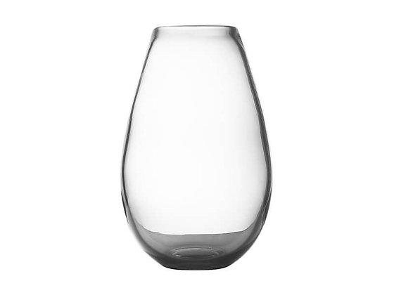Flourish Taper Vase 26cm Clear