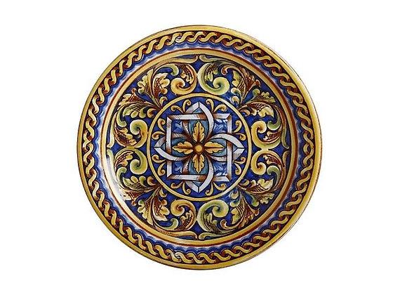 Ceramica Salerno Plate 26.5cm Duomo