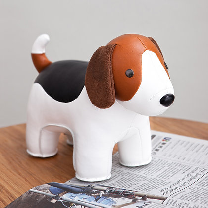 Bookend Classic Beagle Tan