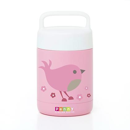 Food Jar - Chirpy Bird