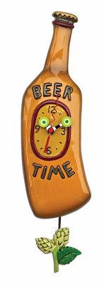 BEER TIME clock