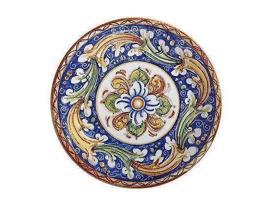 Ceramica Salerno Plate 26.5cm Castello