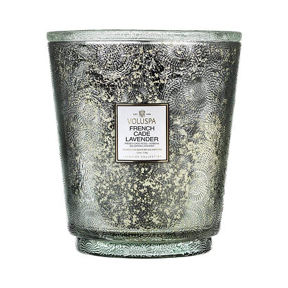 French Cade & Lavender Hearth Candle