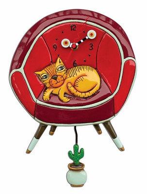 COOL CAT clock