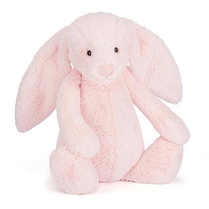 Bashful Pink Bunny Huge