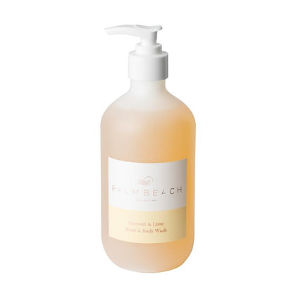 Coconut & Lime Hand & Body Wash