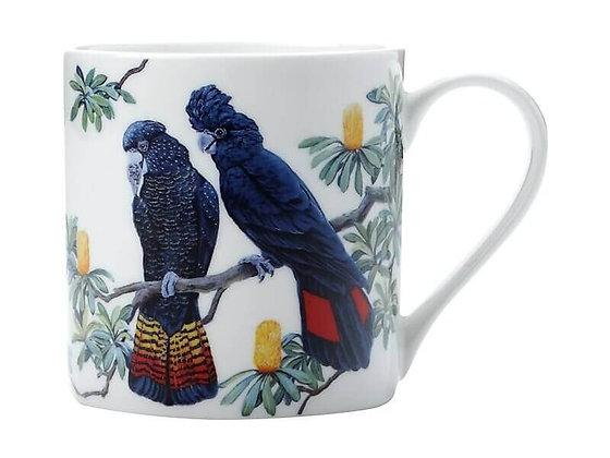 Cashmere Birdsong Mug 350ML Cockatoo