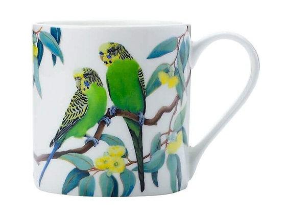 Cashmere Birdsong Mug 350ML Budgie