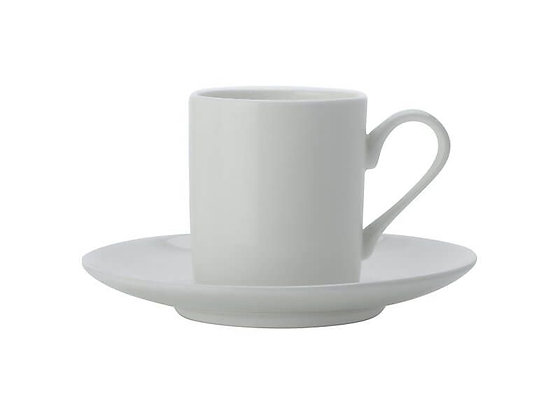 Cashmere Straight Demi Cup 100ML & Saucer