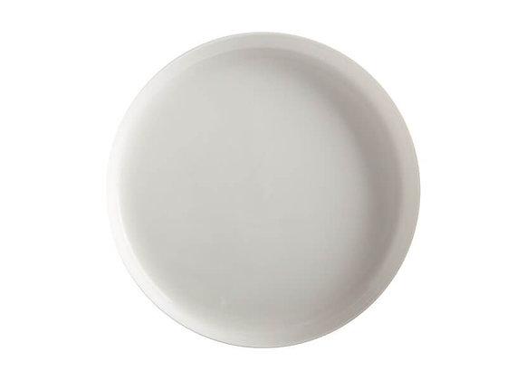 White Basics High Rim Platter 28cm