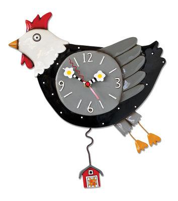 FLEW the COOP Clock