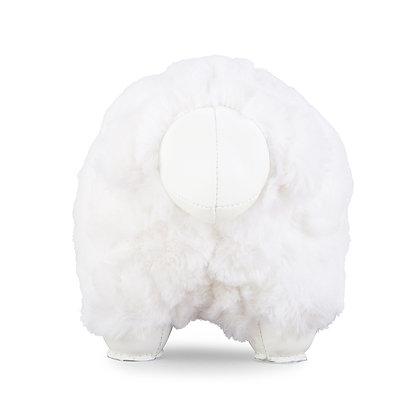 Bookend Sheep White