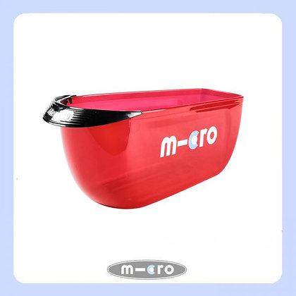 Case Mini2Go Deluxe - Red