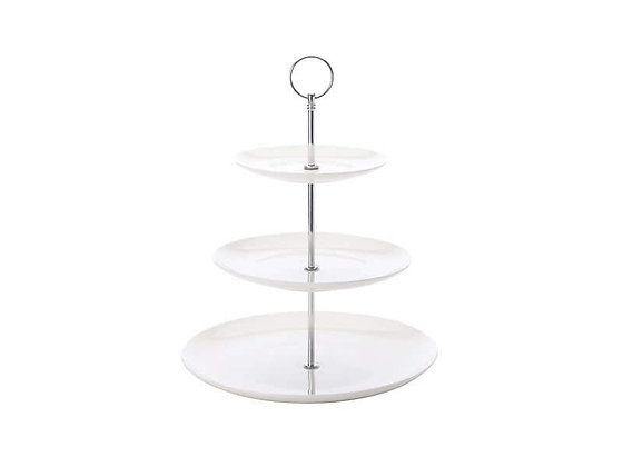 Cashmere 3 Tiered Cake Stand