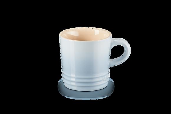 Cappucino Mug 200ml  - Coastal Blue