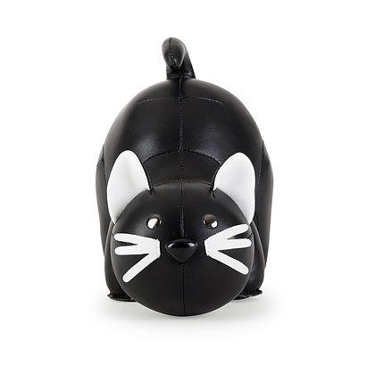 Bookend Classic Cat Black