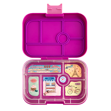 BIJOUX PURPLE Yumbox Original