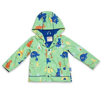 Dino Rock Raincoat (1-2)