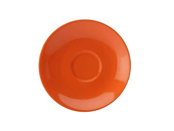 Cafe Culture Demi Saucer 12cm Orange