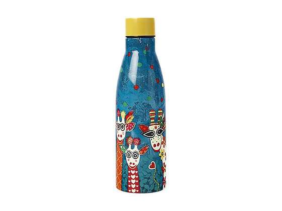 Love Hearts Double Wall Insulated Bottle 500ML Mr Gee Family