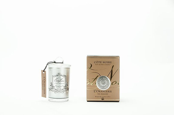 75 Orangerie - SILVER Candle