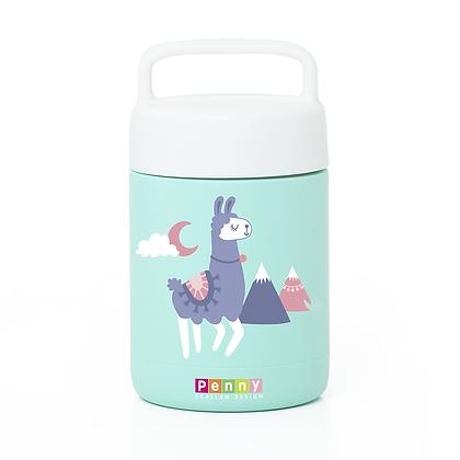 Food Jar - Loopy Llama
