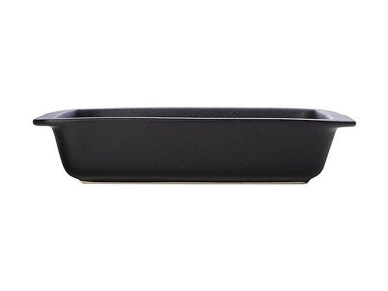 Caviar Lasagne Dish 40x25cm Black