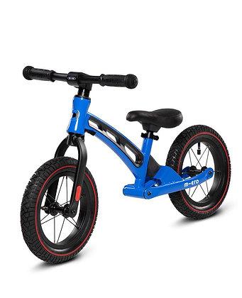 Micro Balance Bike Deluxe - Bright Blue