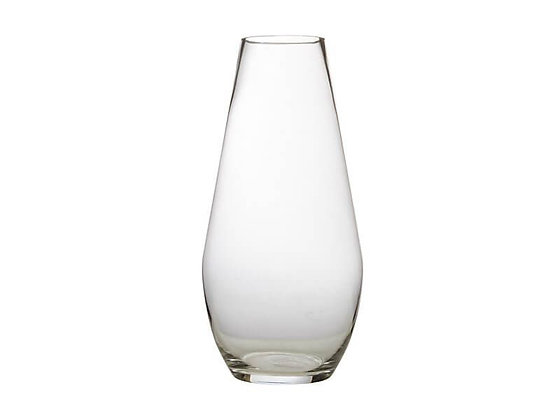 Diamante Teardrop Vase 35cm