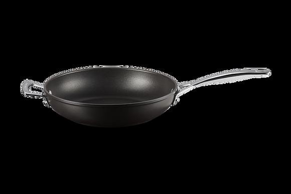 Deep Fry Pan 28 w/helper handle