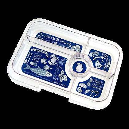 BON APPETIT Yumbox Tapas Interchangeable Tray - 5 Compartment